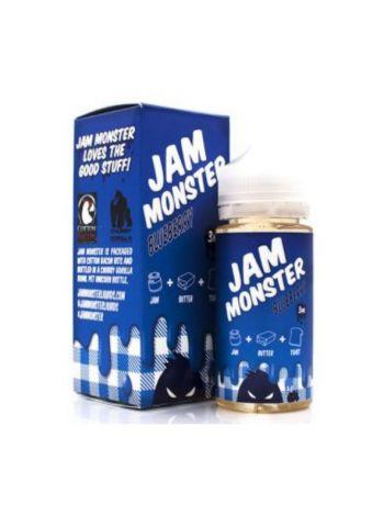 Купить жидкость Jam Monster Blueberry (клон)