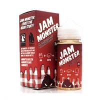 Жидкость Jam Monster Strawberry