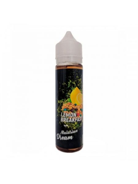 Жидкость Malaysian Dream Lemon Breakfast