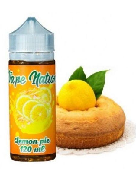 Жидкость Vape Nation Lemon Pie
