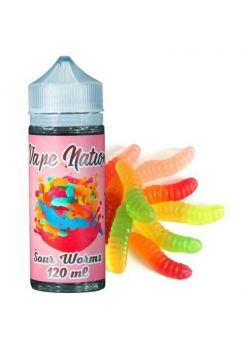 Жидкость Vape Nation Sour Worms