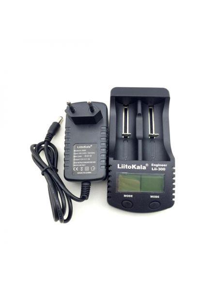 Зарядное устройство LiitoKala Lii-300