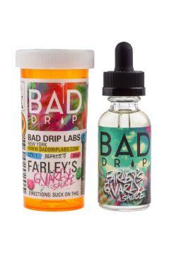 Жидкость Bad Drip — Farleys Gnarly Sauce
