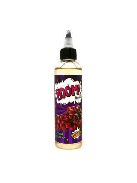 Жидкость BOOM — Ледяной Виноград
