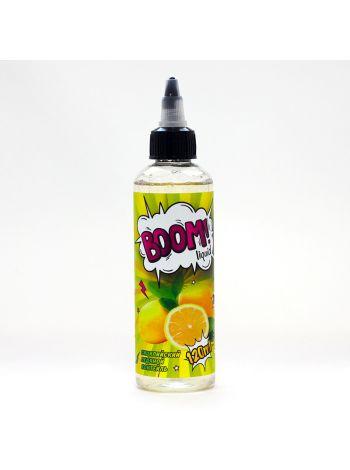 Купить жидкость BOOM — Сицилийский ледяной коктейль