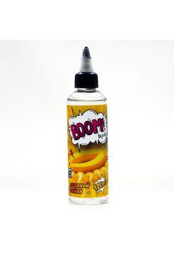 Жидкость BOOM — Ледяной банан
