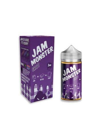 Купить жидкость Jam Monster Grape (клон)
