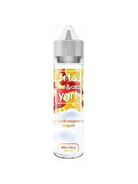 Жидкость Electro Jam — FRTS&YGRT - Lemon & Raspberry