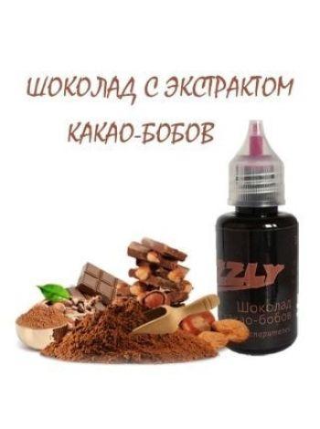 Жидкость Grizzly (Гризли) Шоколад с экстрактом какао-бобов