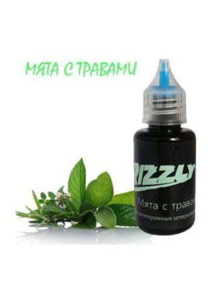 GRIZZLY МЯТА С ТРАВАМИ