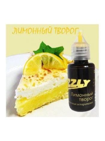 Жидкость Grizzly (Гризли) Лимонный творог