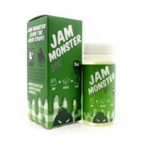Жидкость Jam Monster Apple