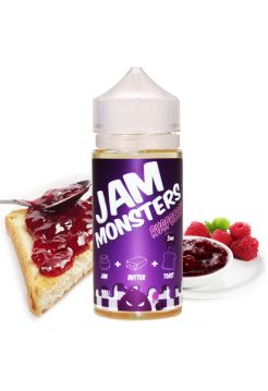 Жидкость Jam Monster Raspberry