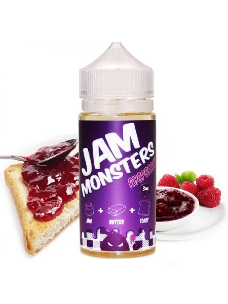 Жидкость Jam Monster Raspberry