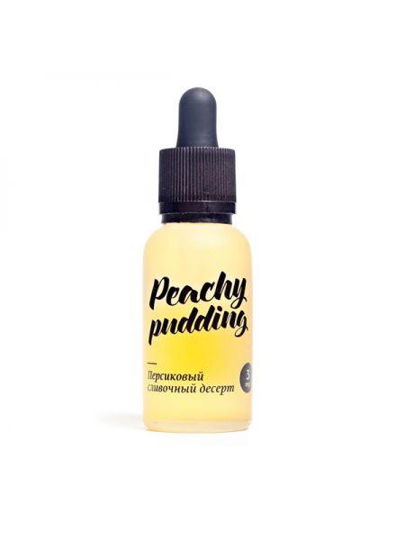 Maxwells — Peachy pudding