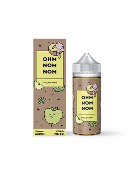OHM NOM NOM — CHILLING NUTS 120 мл