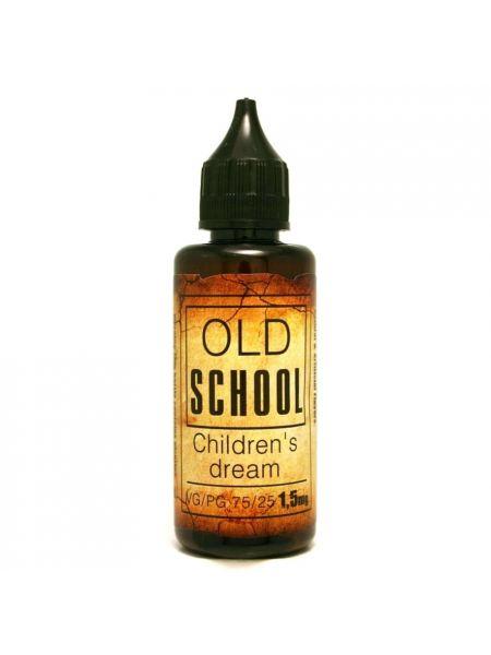 Old School Children's Dream