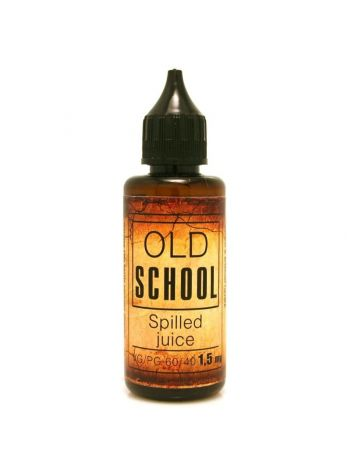 Жидкость Old School (Олд Скул) Spiled Juice