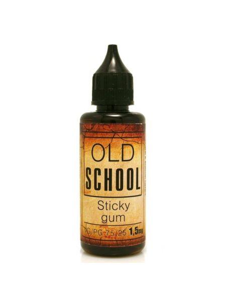 OLD SCHOOL STICKY GUM