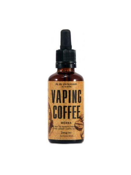 Vaping Coffee Mokka