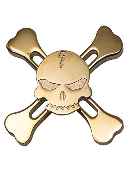 Спиннер Golden Skull
